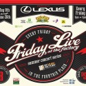 Friday LIVE At The Factory 2015 570x400