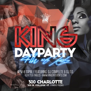#KingDayParty at Club 300 (Formerly Phoenix)