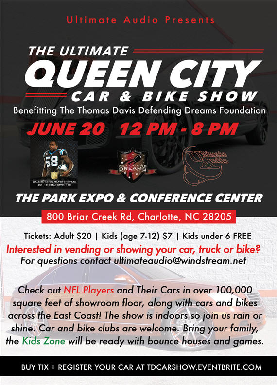 The Ultimate Queen City Car and Bike Show 2015