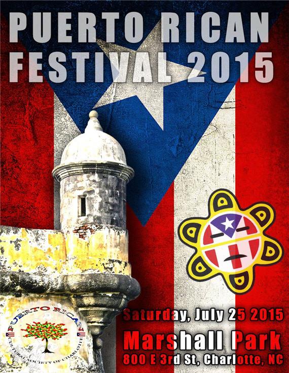 Puerto Rican Festival Charlotte 2015