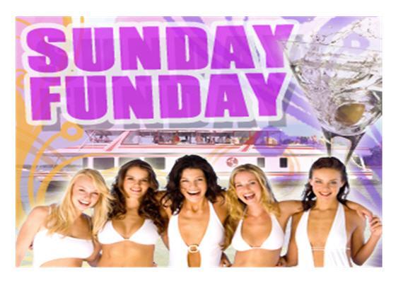 Sunday Funday Summer Cruise Series