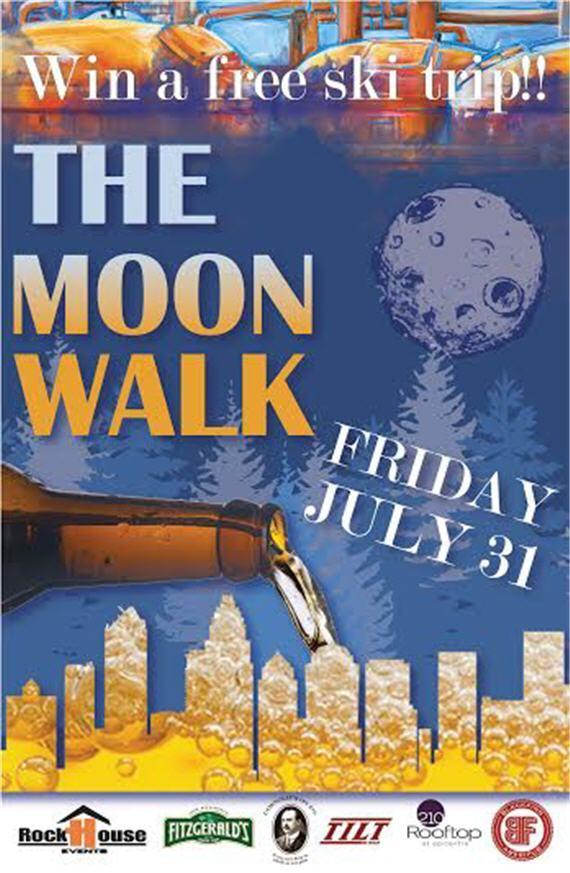 The Moon Walk