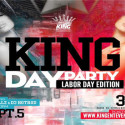King Day Party Flyer Sept 2015
