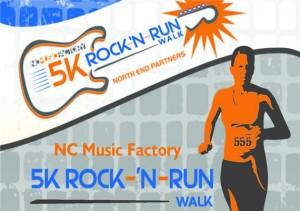 NC Music Factory 5K Rock N Run 2015