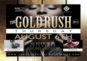 NXL21 Eddietainment The Gold Rush
