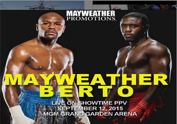 Mayweather vs Berto Fight Viewing Parties – Charlotte