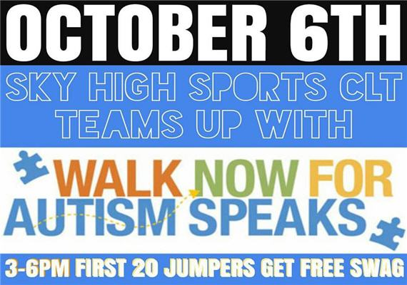 Jump For Autism