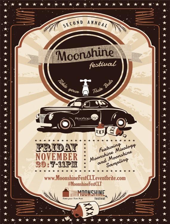 2nd Annual Charlotte Moonshine Festival