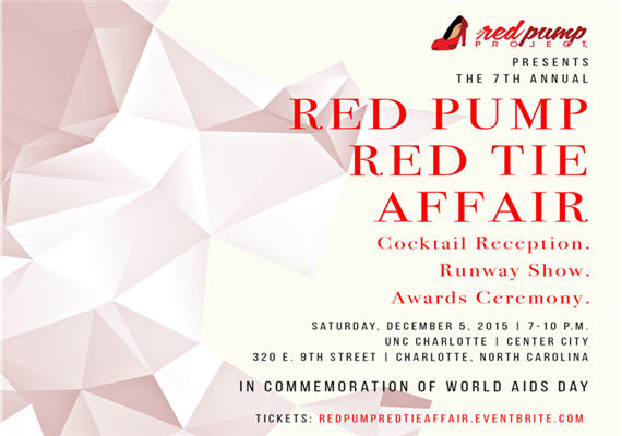 The 7th Annual Red Pump/Red Tie Affair – Dec 5th