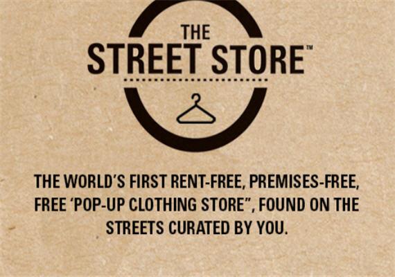 The Homeless Street Store – Charlotte – Nov 14th