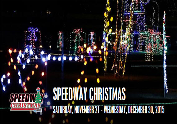 Speedway Christmas 2015