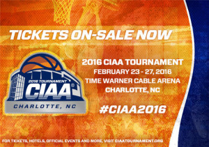 2016 CIAA Tournament Tix On Sale Now
