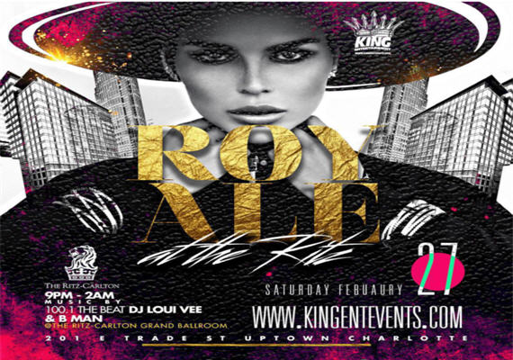 Royale At The Ritz During CIAA WKD