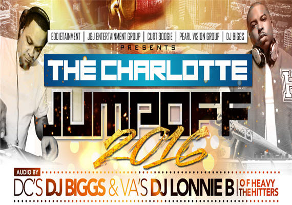 The Charlotte Jump Off 2016! Thurs Feb 25th @ Vapiano