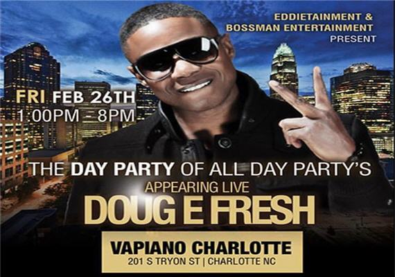 The Day Party Of All Day Parties Feat Doug E Fresh
