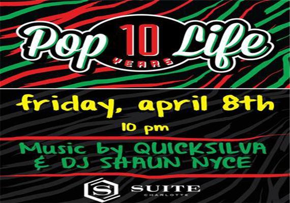 Pop Life 10th Year Anniversary