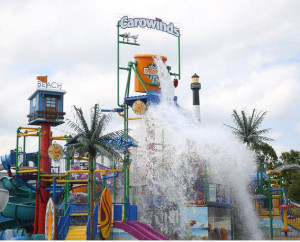 Carowinds Carolina Harbor WaterPark Grand Opening Pic 1