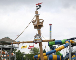 Carowinds Carolina Harbor WaterPark Grand Opening Pic 3