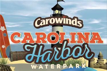 Carowinds' New Carolina Harbor WaterPark Now Open!