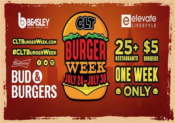 CLT Burger Week