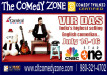 Vir Das Headlines The Comedy Zone