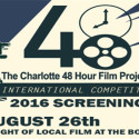 The Charlotte 48 Hour Film Project 2016 Screenings