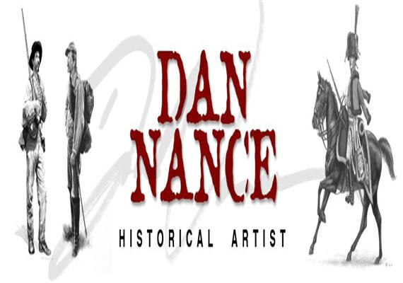 Opening Reception: Charlotte's Road to Revolution: An Exhibition of original oil paintings by Charlotte artist, Dan Nance