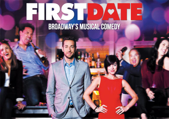 Broadway Musical 'First Date'