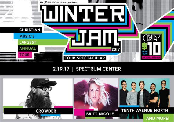 Winter Jam 2017