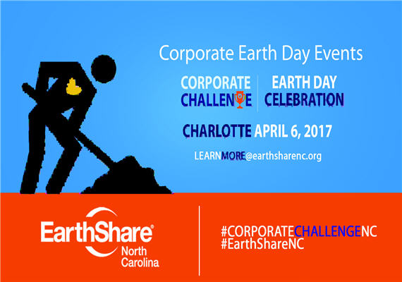 EarthShare NC's Charlotte Corporate Earth Day Events