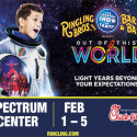 Ringling Bros And Barnum Bailey Out Of This World