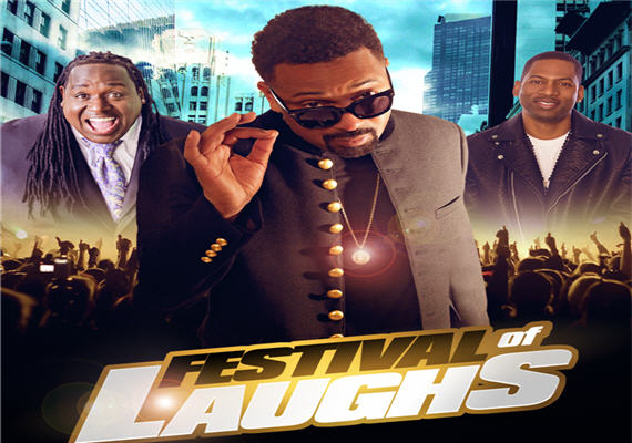 Festival of Laughs Feat Mike Epps, Bruce Bruce & Tony Rock