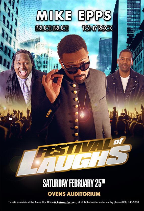Festival of Laughs 2017 Charlotte
