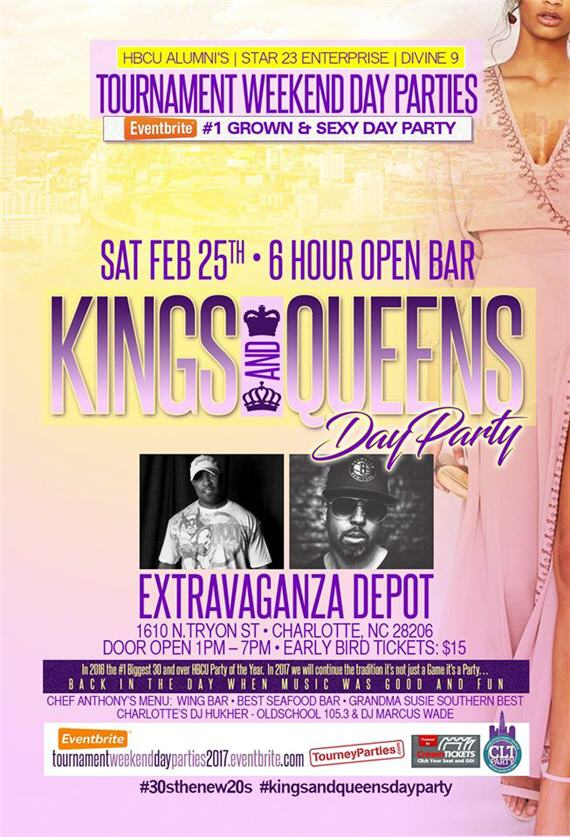 Kings and Queens Day Party 2017
