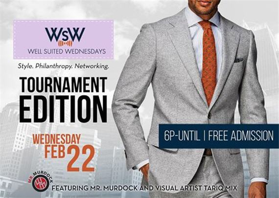Well Suited Wednesdays Tournament Edition