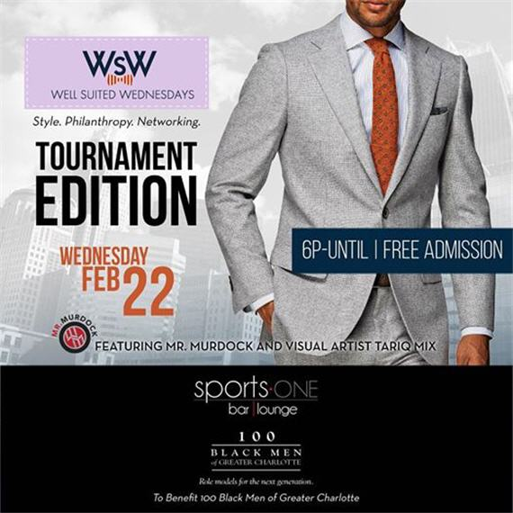 Well Suited Wednesdays Tournament Edition 2017