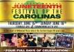 2017 Juneteenth Festival of the Carolinas 570x400
