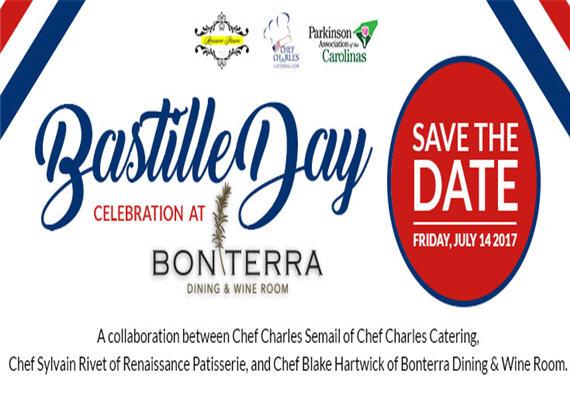 Bastille Day Celebration at Bonterra