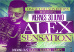 OAK ROOM LATIN FRIDAYS PRESENTS ALEX SENSATION 570X400