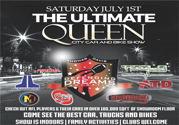 Ultimate Audio Presents The Ultimate Queen City Car & Bike Show