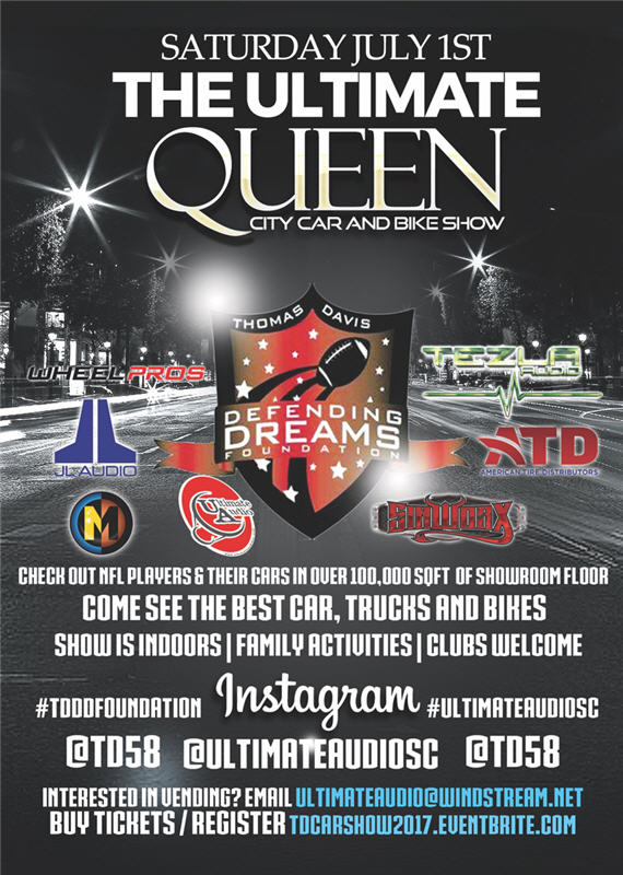 The Ultimate Queen City Car and Bike Show 2017