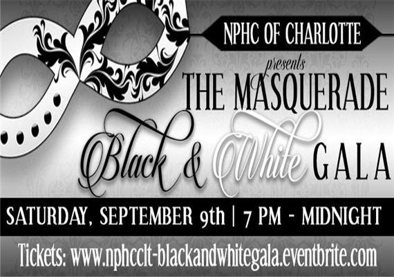"""The Masquerade"" Black and White Scholarship Gala"