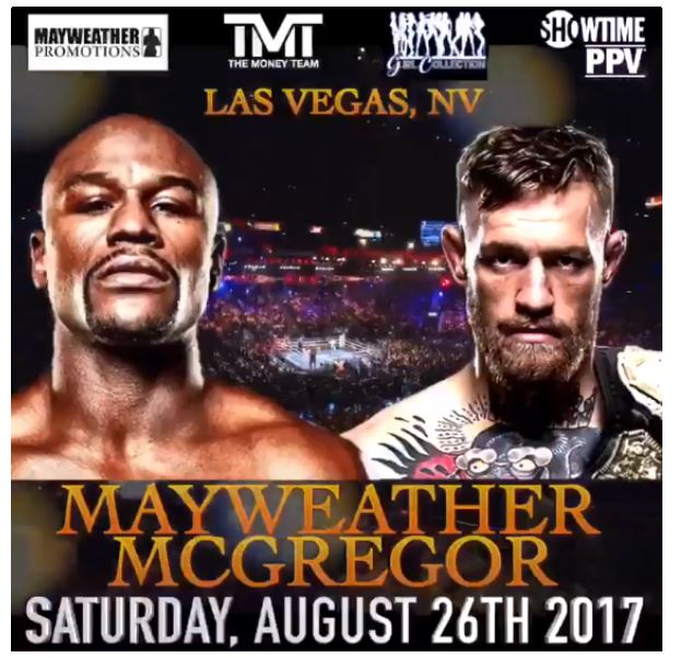 Mayweather vs McGregor Fight Viewing Parties – Charlotte