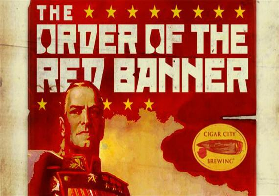 Cigar City The Order of the Red Banner Dinner