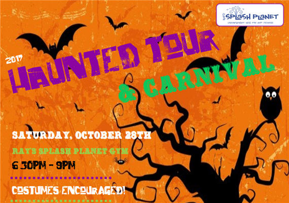 Ray's Haunted Tour and Carnival