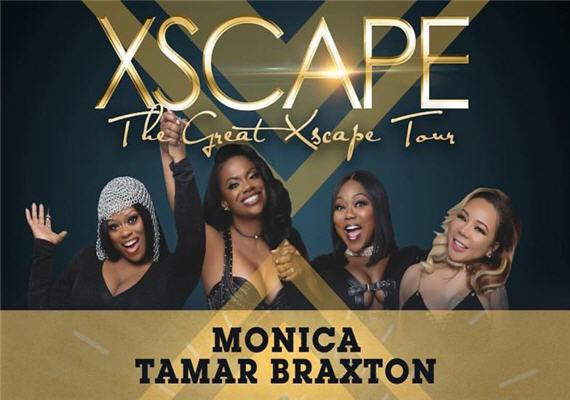 The Great Xscape Tour – Dec 2nd
