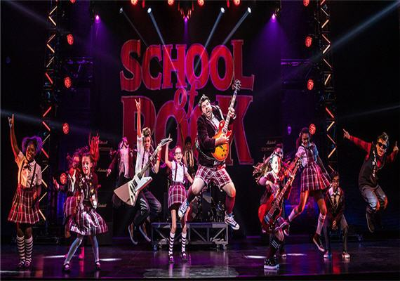 School of Rock – The Musical – Charlotte
