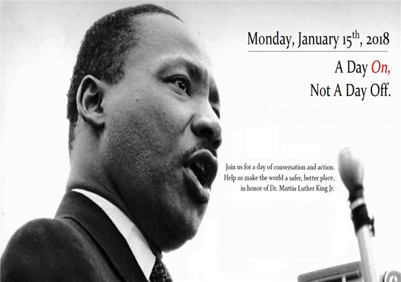 2018 Martin Luther King Jr Day Events In Charlotte