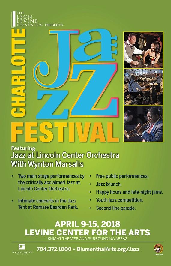 2018 Charlotte Jazz Festival full