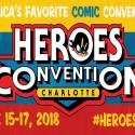 2018 HeroesCon